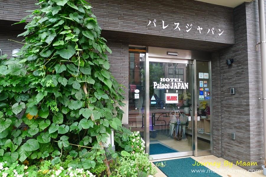 Palace Japan Hotel_1
