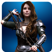 Archery Girl Animal Hunting 3D