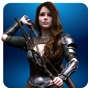Archery Girl Animal Hunting 3D for PC and MAC