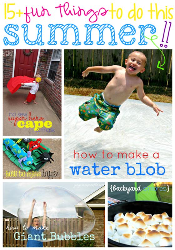 15 Fun Things to do this Summer at GingerSnapCrafts.com #summer #summerfun #kidscrafts #kidactivities_thumb[2]