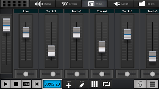 Audio Elements Demo 1.6.3 Screenshots 3
