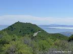 East Peak visible from Middle Peak