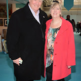 OIC - ENTSIMAGES.COM - Pete and Lynne Gilbey at the   Ideal Home Show  in London 20th March 2015 Photo Mobis Photos/OIC 0203 174 1069