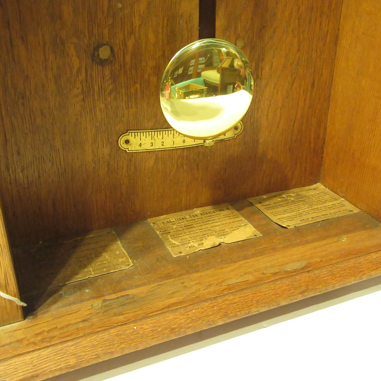 Self Winding Clock Co. Wall Clock | Shophousingworks