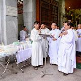 Gx Vĩnh Hòa Lễ Đức Bà  Dâng Con trong Đền Thờ