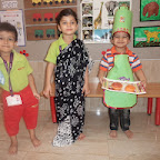Pat a Cake Celebrated in Nursery (2014-15) at Witty World