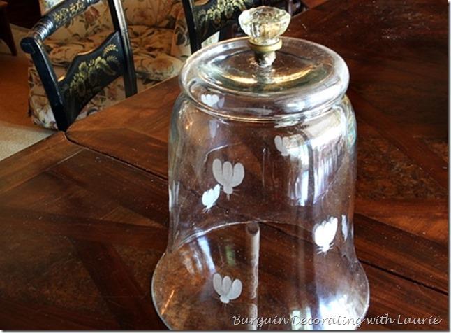 Vase now cloche