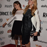 OIC - ENTSIMAGES.COM - Kelly Brook and Natalia Kapchuk at the Taking Stock Premiere at the Raindance Film Festival  London 4th October 2015  Photo Mobis Photos/OIC 0203 174 1069