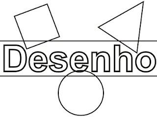Desenho, formas básicas