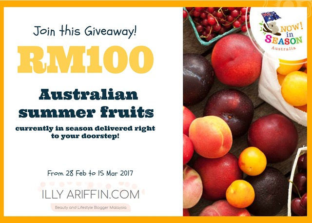 giveaway illy