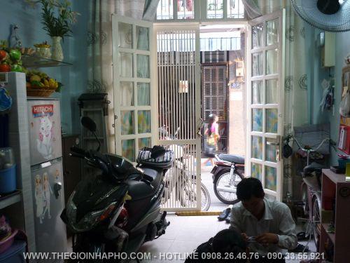 Bán nhà Đông Hồ , Quận Tân Bình giá 1, 6 tỷ - NT36