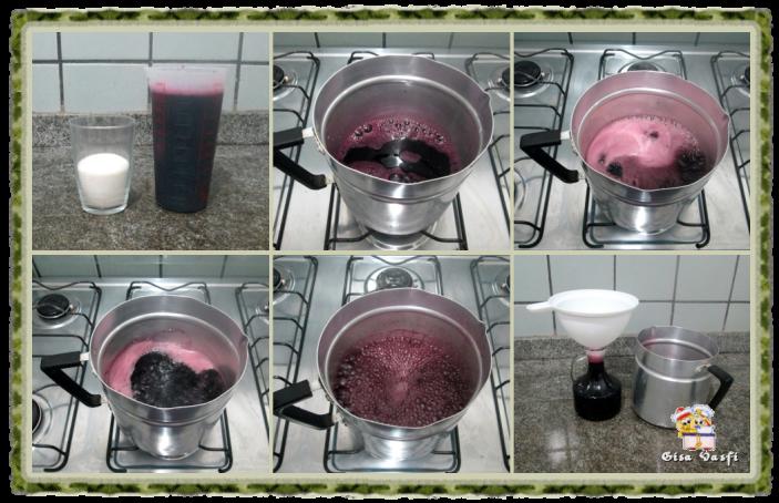 Calda de suco de uva 2