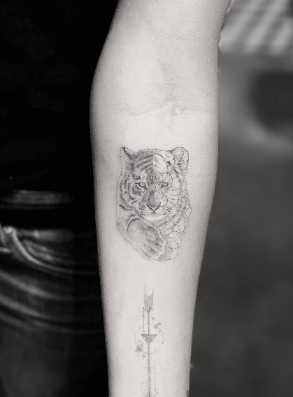 esta_nica_agulha_de_tatuagem_de_tigre