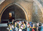 Český Dub - v katakombách