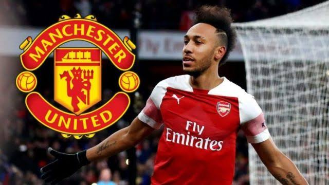 BAD NEWS FOR ARSENAL FANS: Aubameyang might secure a move to Old Trafford
