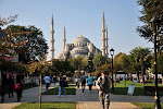 Istanbul: mosquée bleue