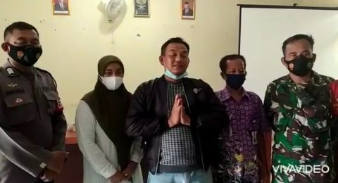 Beredar Kabar Disuruh Orang Elite, Oknum yang Protes Toa Masjid Minta Maaf