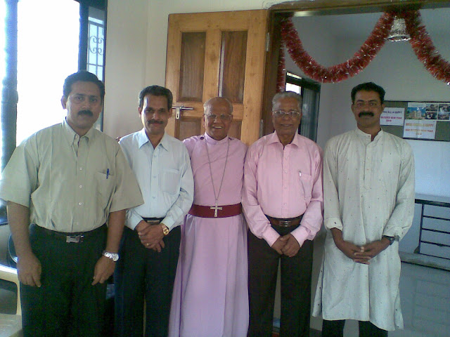 Visit of Rt. Rev. Micheal John at Vasai - Image139.jpg