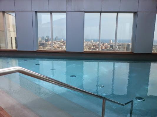Hotel Novotel Barcelona City, Avinguda Diagonal, 201, 08018 Barcelona, Spain