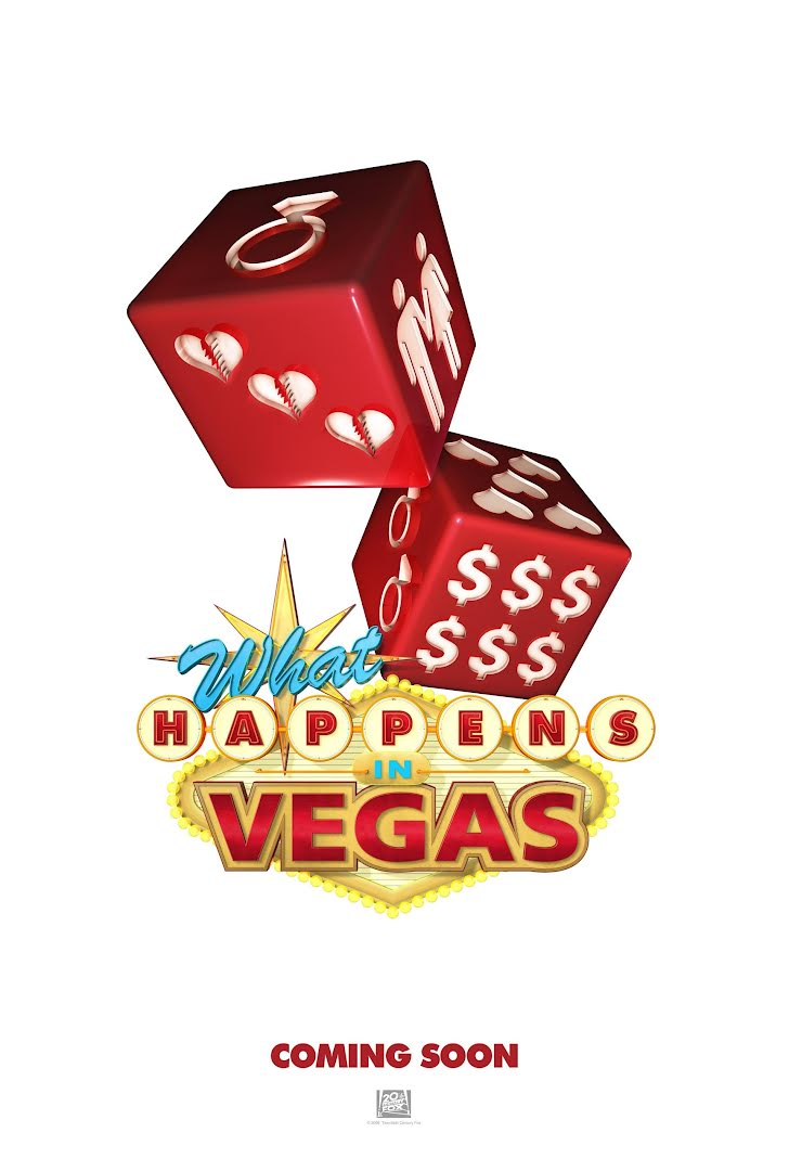 Algo pasa en Las Vegas - What Happens In Vegas (2008)