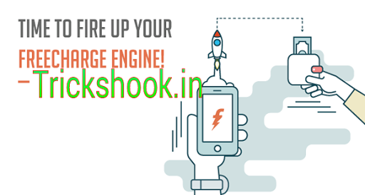 Freecharge ILOVEFC Offer - Get Upto 50 Cashback on Recharge of 20