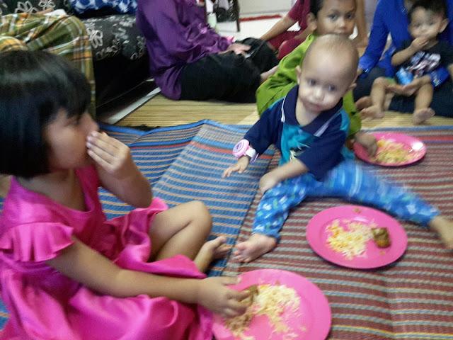 Pengalaman Berbuka Puasa 2016 Pada 1 Ramadhan 1437H
