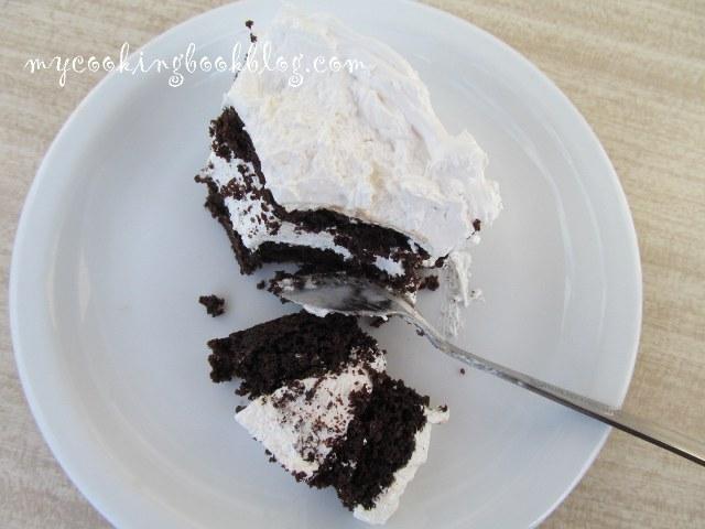 Девълс фууд кейк (Devil`s Food Cake) или торта дяволска хран