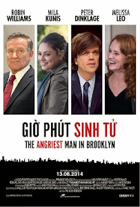 Giờ Phút Sinh Tử - The Angriest Man In Brooklyn poster