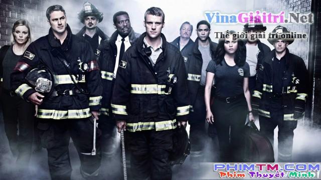 Xem Phim Lính Cứu Hỏa Chicago Phần 2 - Chicago Fire Season 2 - phimtm.com - Ảnh 1