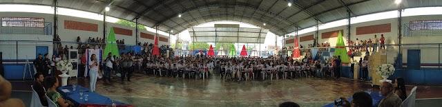 Mais de 400 crianças passaram pela Formação do PROERD, promovido pela polícia militar