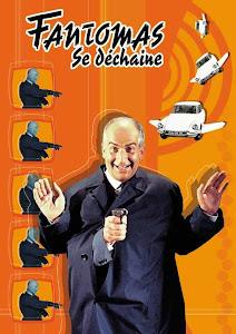 Tên Tội Phạm Khét Tiếng 2 - Fantomas Se Dechaine poster