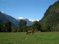Base of the Cochamo Valley