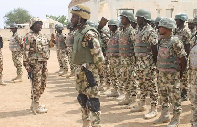 NEWS - Insurgents disguise as aid workers in Borno, Army claims