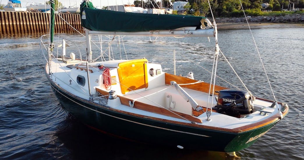 SEA SPRITE 23 (WEEKENDER) sailboat specifications and details on ...