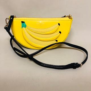 Kate Spade Banana Crossbody