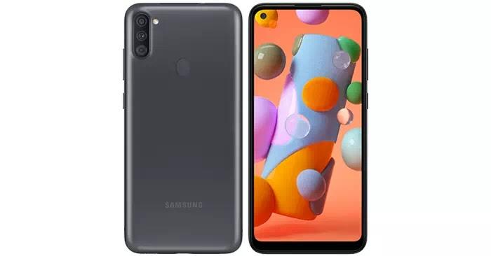 secara resmi memboyong handset terbaru  Samsung Galaxy A11 : Harga Januari 2021, Preview, Spesifikasi