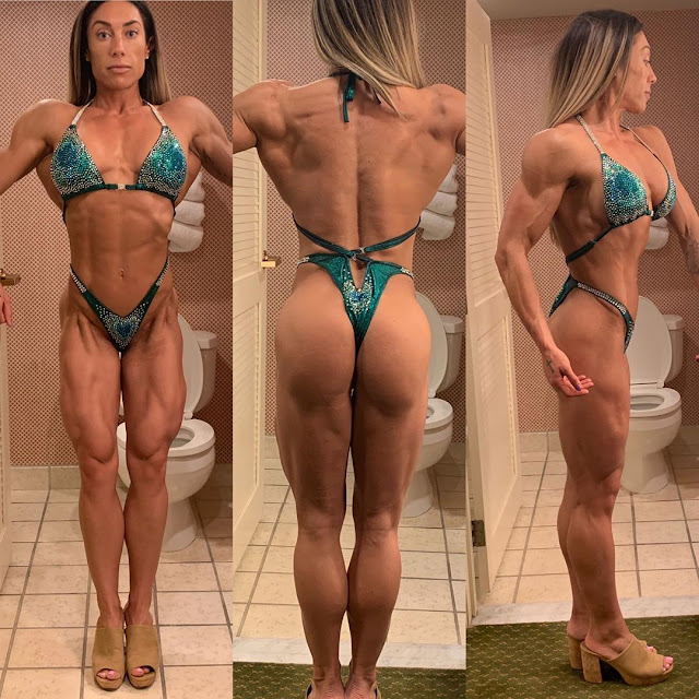 Ashley Marie Lakomowski the best legs and calves