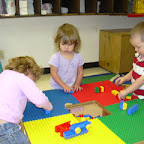 Quality is: providing a variety of manipulatives to enhance our children's fine motor skills and eye-hand coordination.