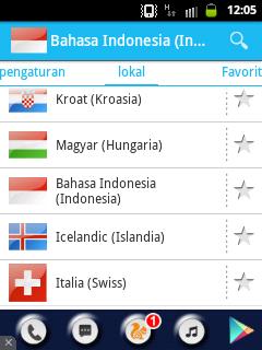 Menambah Bahasa Indonesia Pada Android