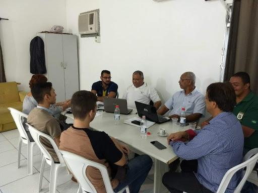 Reunião do Grupo de Trabalho do CCS AISP 14