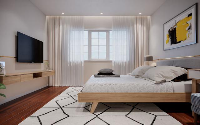Xu hướng thiết kế nội thất phòng ngủ đẹp 2021 không thể bỏ qua