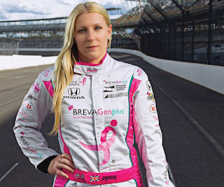 Pippa Mann Net Worth, Income, Salary, Earnings, Biography, How much money make?