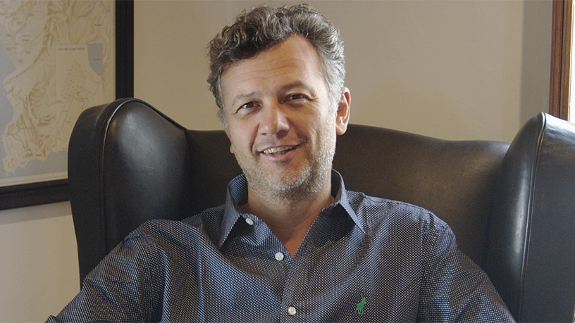 Michael Jordaan, co-founder and chairman of Bank Zero.