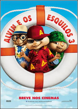 filmes Download   Alvin e os Esquilos 3 Dublado AVI + RMVB TS