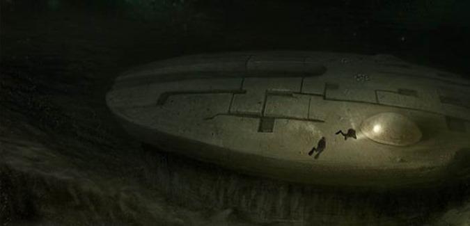 Descobertas no Fundo do Mar Báltico na Suécia