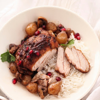 Slow Cooker Balsamic Chicken