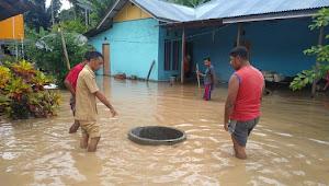 Pemkab Morotai Tetapkan Tanggap Darurat Banjir