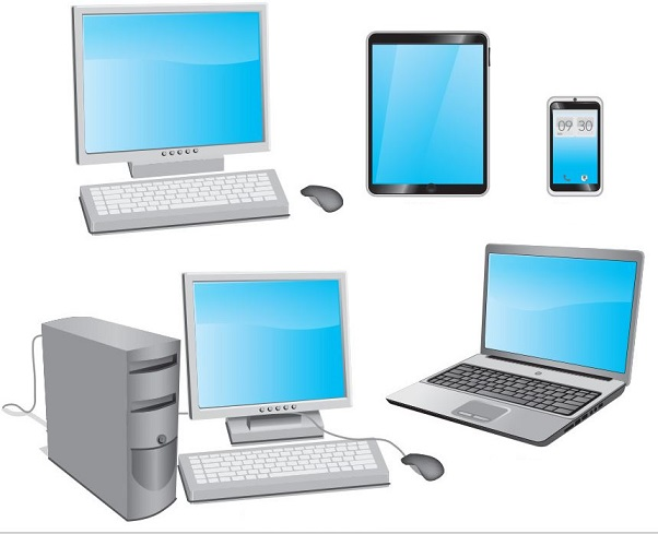 انواع الكمبيوترات