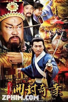 Tân Bao Thanh Thiên: Khai Phong Kỳ Án - Justice Bao: Arbiter of Kaifeng Mystery (2012) Poster