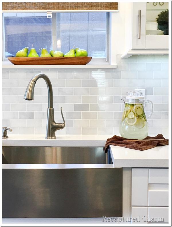 kitchen makeover sink 3